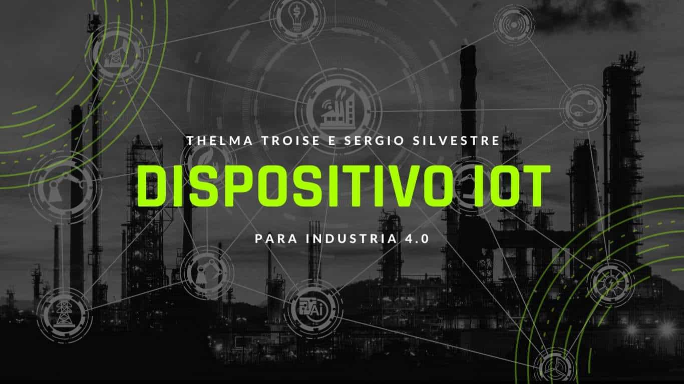 Dispositivo IOT para Industria 4.0