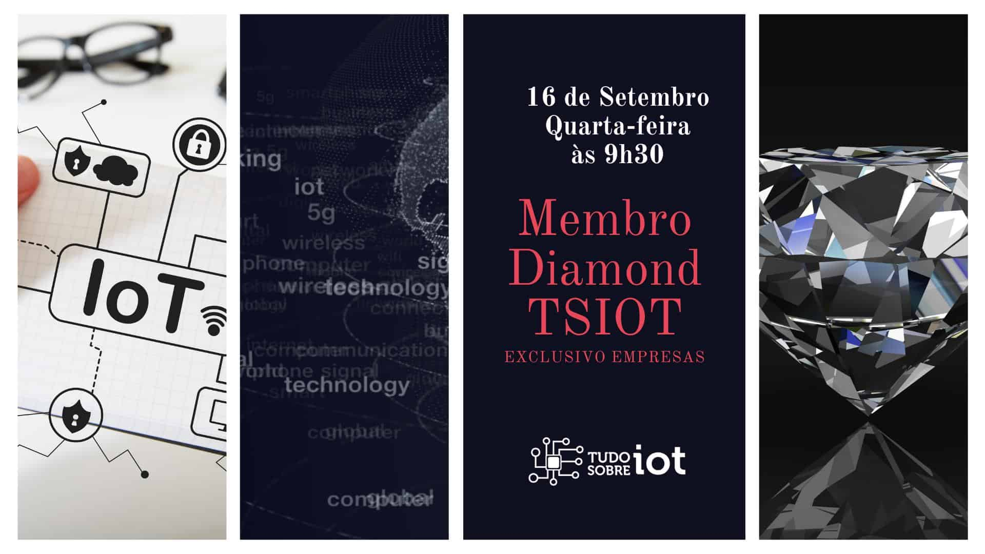 Evento para Membro Diamond TSIOT